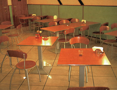 Bidue - Tavoli e sedie per pizzeria ...